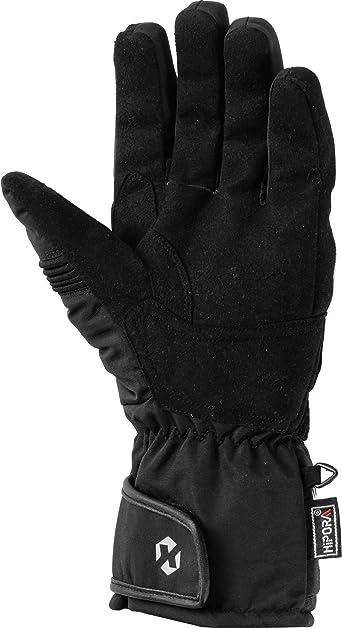 Dxr Motorradhandschuhe Lang Motorrad Handschuh Kinder Damen Textilhandschuh 1 0 Motorradhandschuhe Damen Kinder Knöchelabdeckung Reflektoren Fleecefutter Textil Schwarz 5 7 Bekleidung