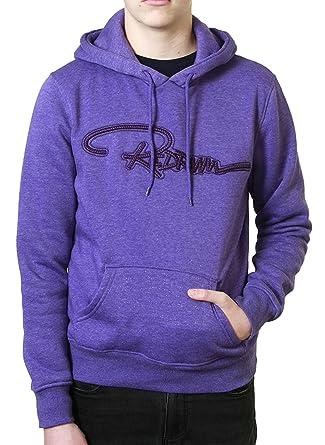 REDRUM Hoodie Kapuzenpullover Sweatshirt mit Kapuze