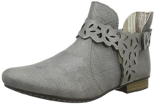 b0658e4fe70e Rieker Damen 71995 Kurzschaft Stiefel  Amazon.de  Schuhe   Handtaschen