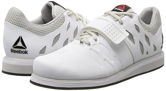 Amazon.com: Reebok Lifter PR Mens Weightlifting Shoes - White: Sports & Outdoors