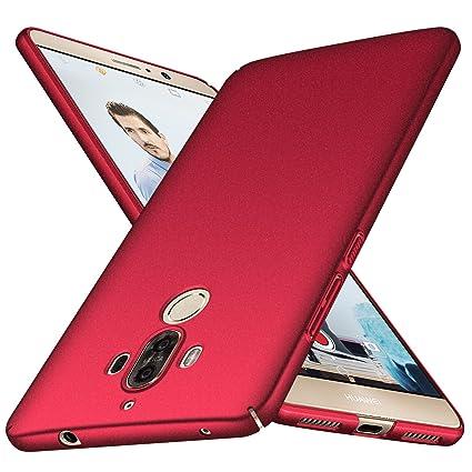 Amazon.com: Funda Huawei Mate 9, almiao [Thin Fit ...