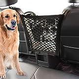 STARROAD-TIM Dog Car Barrier Vehicle Pet Barrier Backseat Mesh Dog Car Divider Net with Adjusting Rope and Hook Suitable…