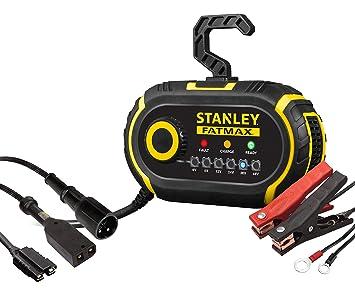 Amazon.com: STANLEY FATMAX GBCPRO2 cargador de baterí ...