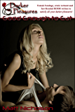 Good Enough to Eat (Scarlet Label - Erotic Breast Bondage and BDSM with Soft Vore Themes)