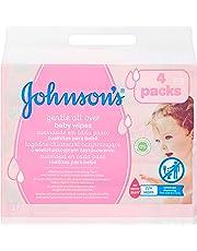 Johnsons baby - Toallitas para bebe suavidad en cada paso, ...