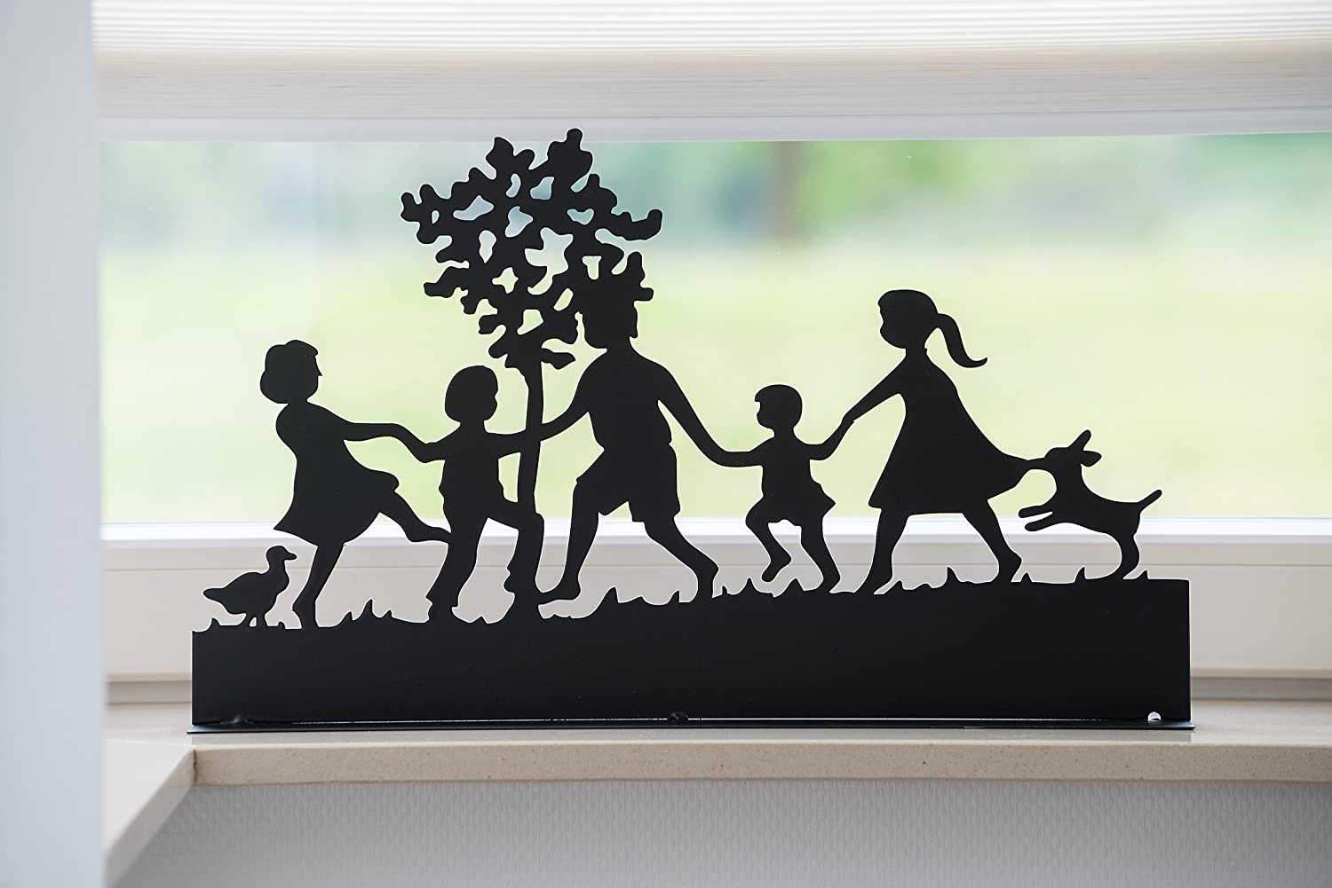/Black 70/X 8/X 38/cm T /& S TS 134372/Garden Stand Clothes Decoration Family Iron Powder Coated Finish/