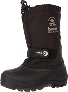 Kamik Waterbug 5 Cold Weather Boot (Toddler Little Kid Big Kid) ab154fd8e8c40