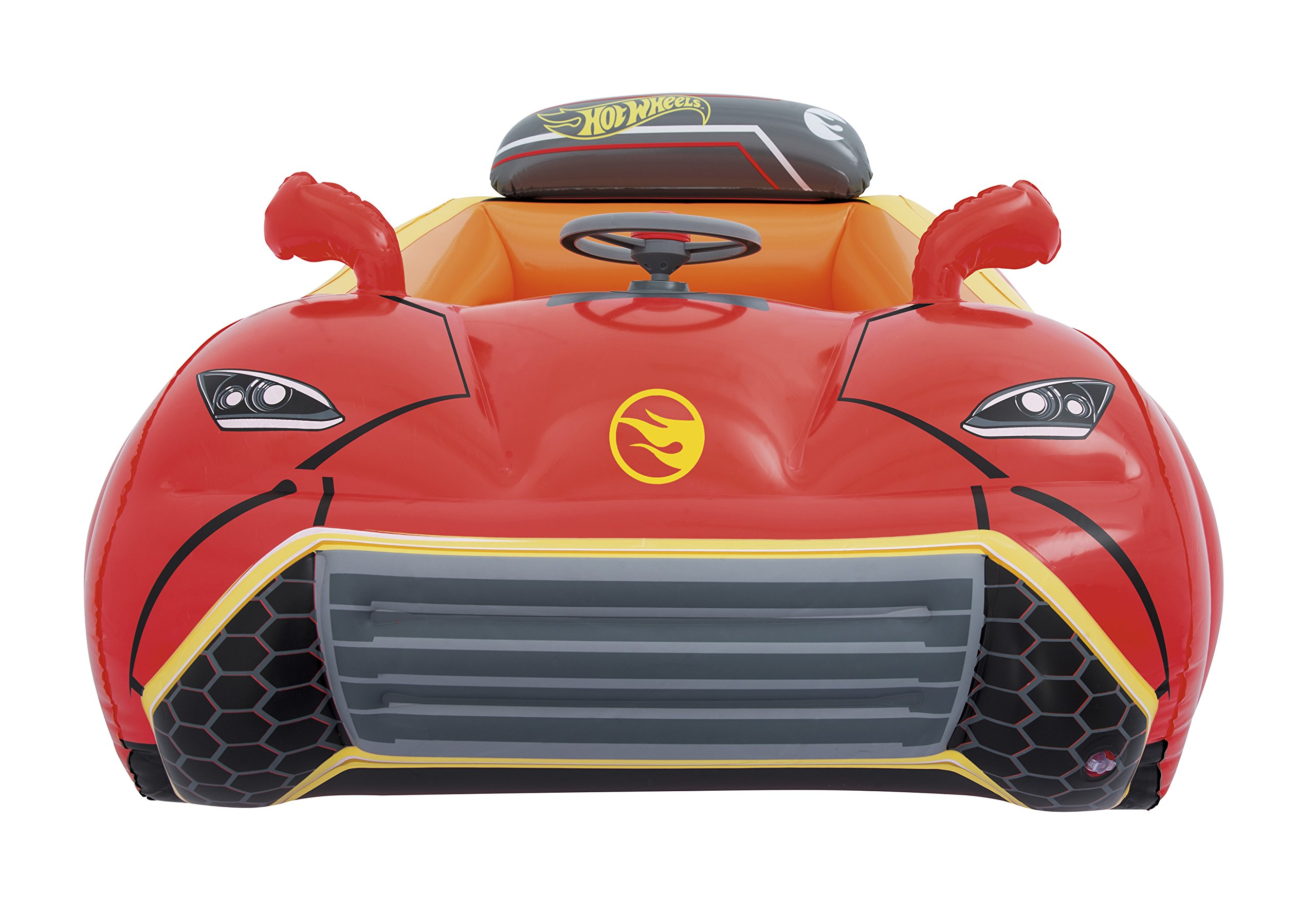 Bestway Hot Wheels Children's Inflatable Car Ball Pit, Includes 25 Balls by Bestway (Image #5)