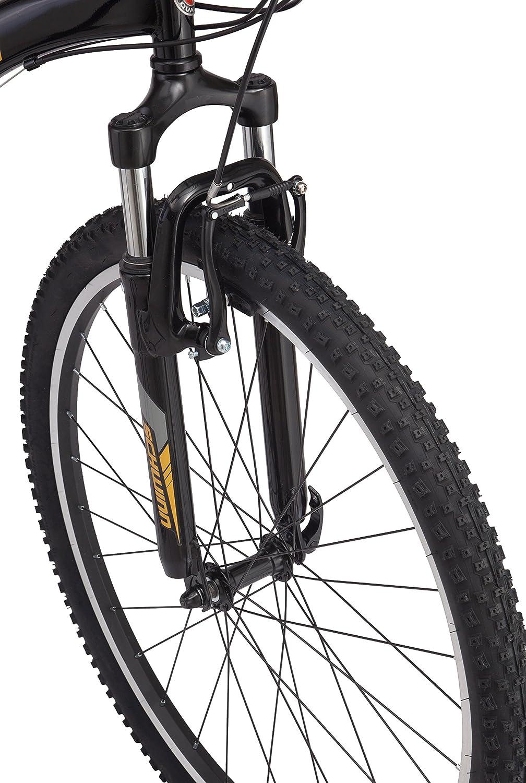 6b19b4390ec Amazon.com : Schwinn Men's High Timber Mountain Bicycle, 18