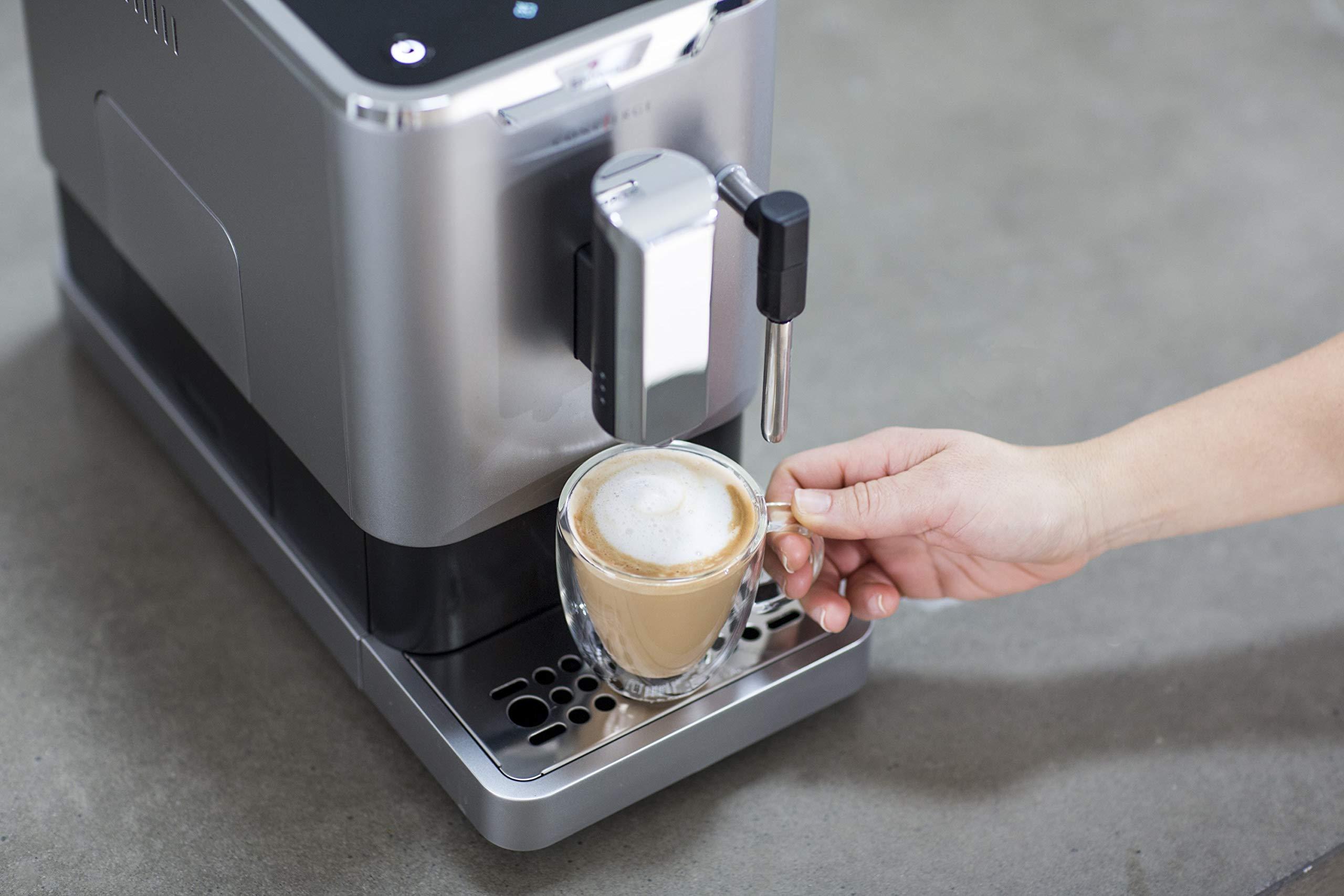 Espressione 8212S Fully Automatic Espresso Machine Silver by Espressione (Image #6)