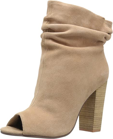 Laurel Peep Toe Bootie | Boots