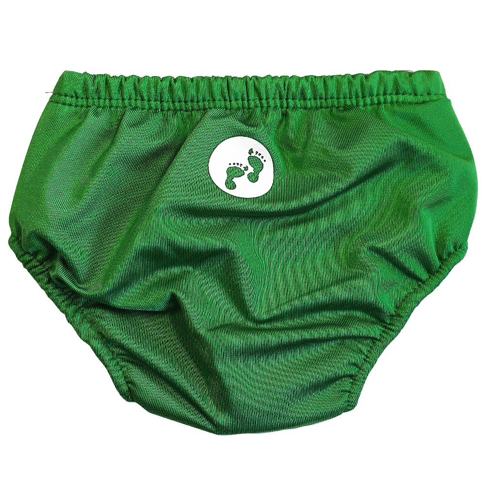 Small Reusable Washable Nappies 0-24 Months 6-12 Months , Mint Two Bare Feet Baby Swim Nappy
