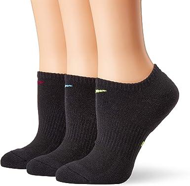 Nike Womens Women's Everyday Cushion No Show 3 Pair