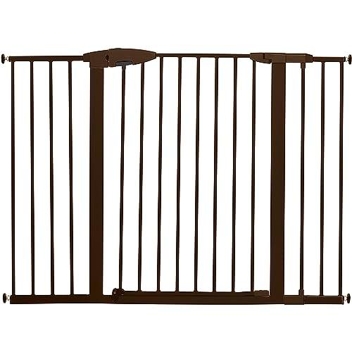 Munchkin Easy Close XL Metal Baby Gate, 29.5 – 51.6 Wide, Bronze, Model MK0009-111