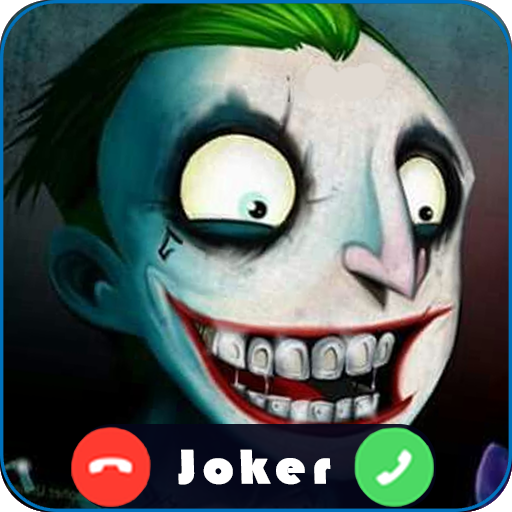 Instant Scary Call from jokir - penniwise scary killer clown fake call -