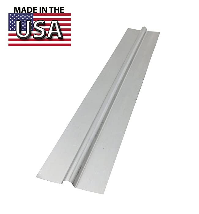 """4 Ft - 1/2"""" PEX Aluminum Heat Transfer Plates, (100/box) for Radiant Heating (HP-4) by PEX GUY"""