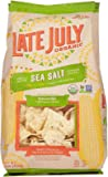 Late July Restaurant Style Tortilla Chips - Sea Salt - 11 OZ