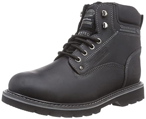 a50add95e Dockers 23DA104 - Botas de Cuero para Hombre  Amazon.es  Zapatos y  complementos