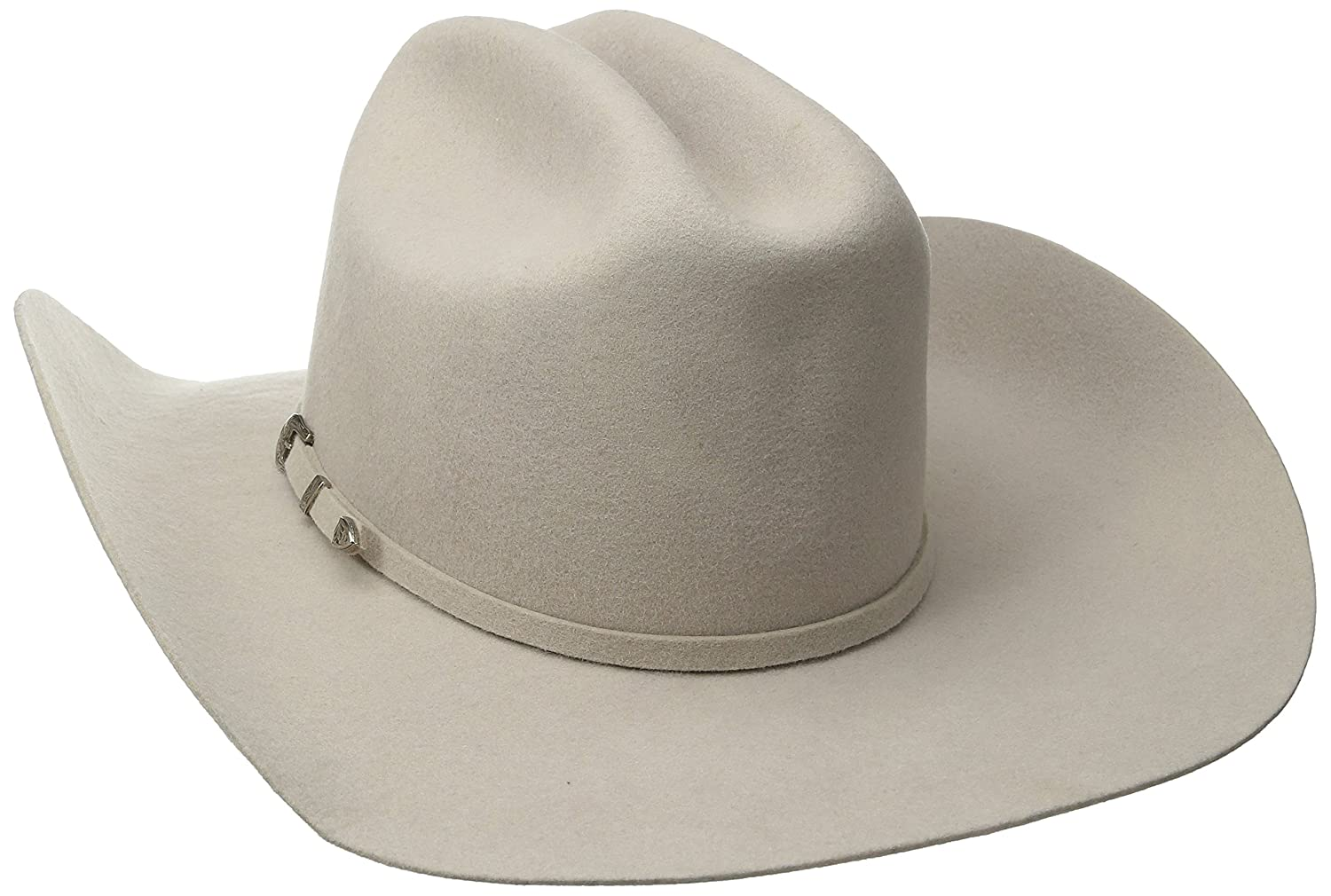 Twister Men s Dallas 2X Wool Cowboy Hat Silverbelly at Amazon Men s  Clothing store  2b818f43775