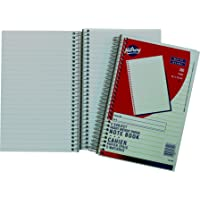 Hilroy Stenographers Coil 5-Subject Notebook, 9.5 X 6 Inches, Heavy Weight Paper, 350 Pages (53140)