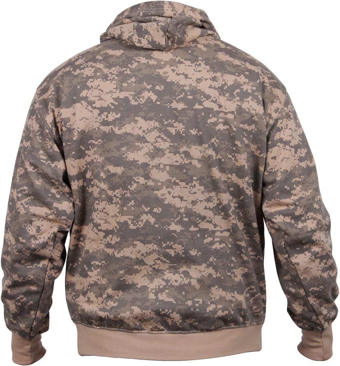 Rothco Camo Pullover Hooded Sweatshirt Outerwear