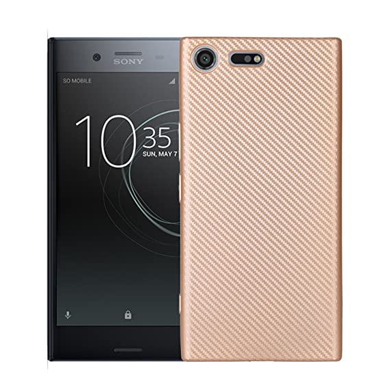 timeless design 9c31f 2388c Amazon.com: Case for Sony Xperia XZ Premium G8141 G8142 Case TPU ...