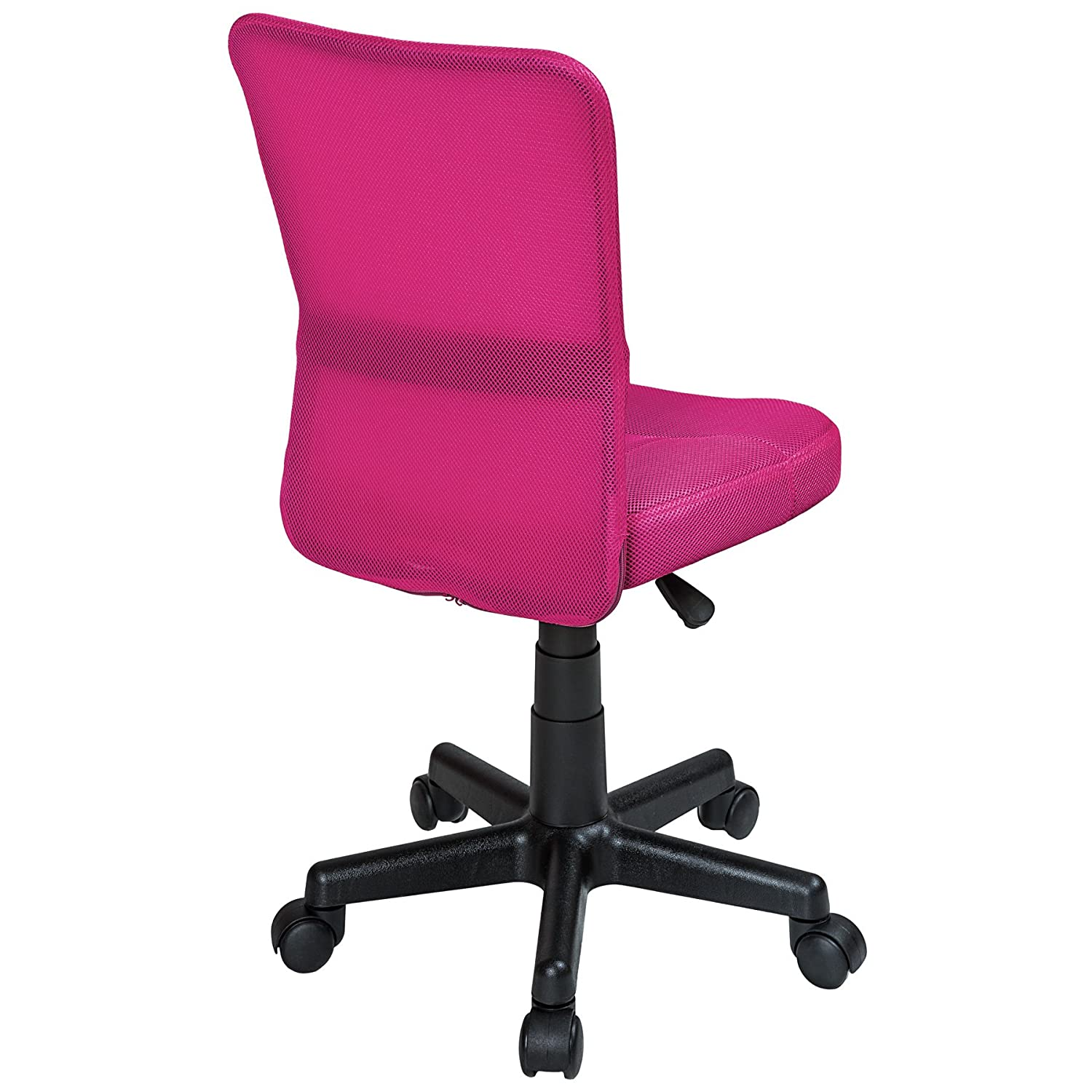 TecTake fice puter chair different colours Pink
