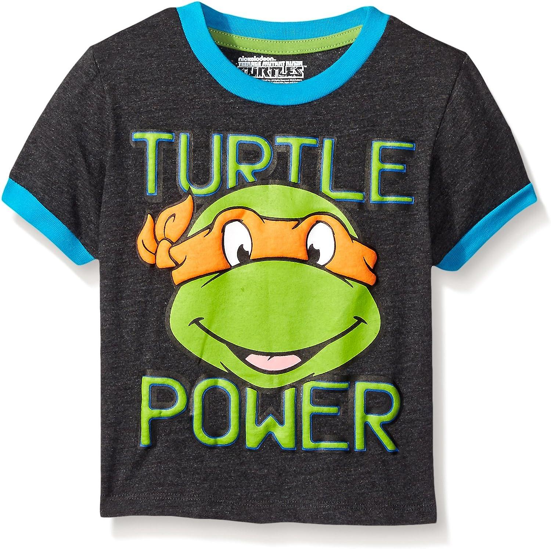 Nickelodeon Teenage Mutant Ninja Turtles Boys' T-Shirt Shirt