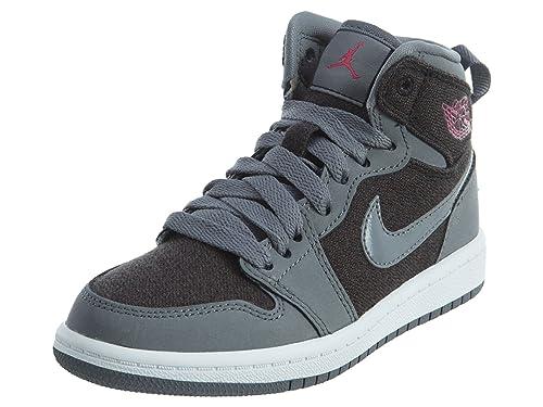 Preescolar Nike Air Jordan Retro 1 High GP Zapatillas de Baloncesto (1), Color, Talla 30 EU M Niño: Amazon.es: Zapatos y complementos