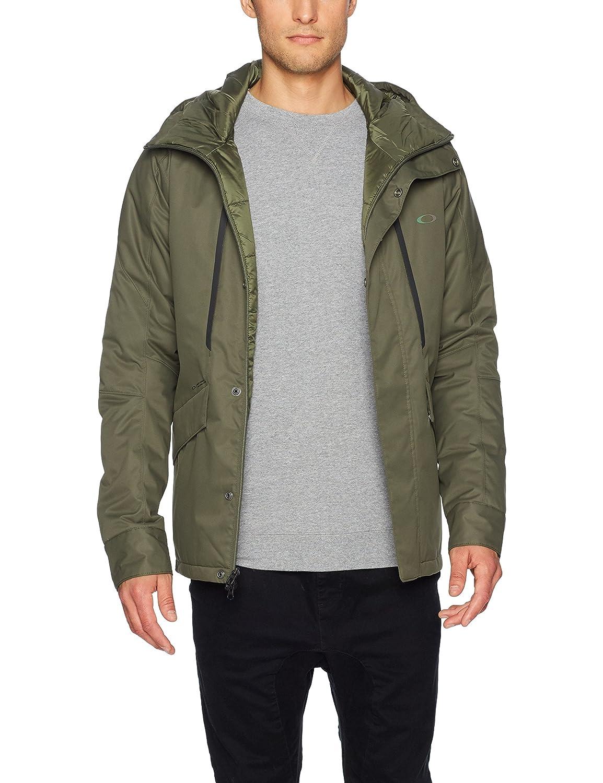 Oakley O-utilidad PARKA oscuro Cepillo pequeña chaqueta ...