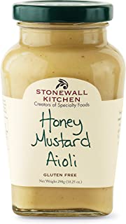 product image for Stonewall Kitchen Honey Mustard Aioli, 10.25 Ounces