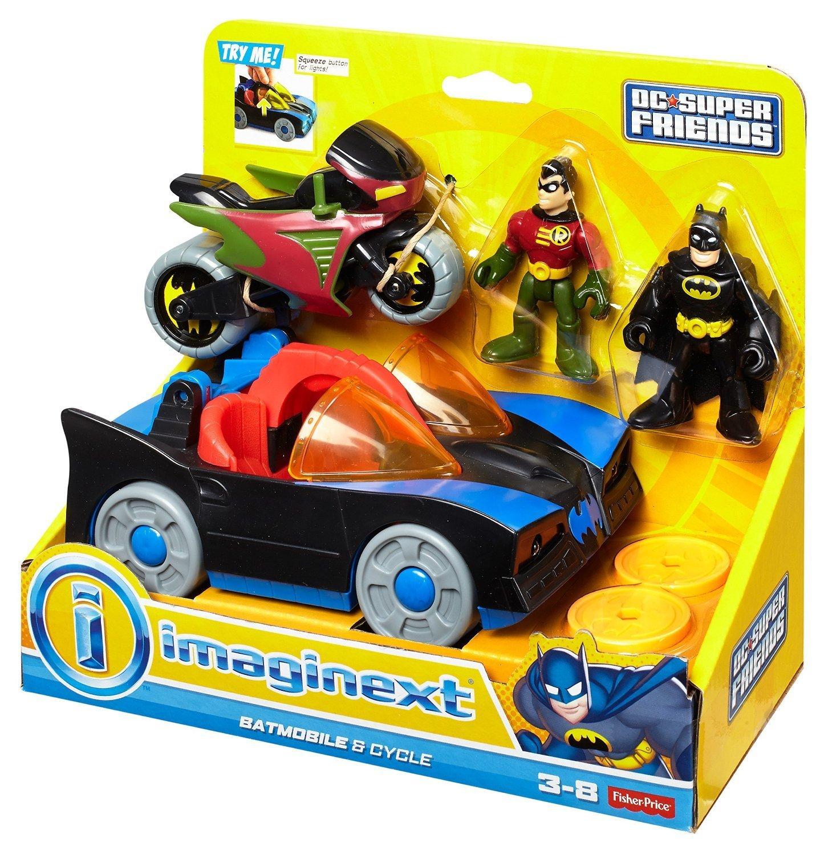 Amazon Fisher Price Imaginext DC Super Friends Imaginext