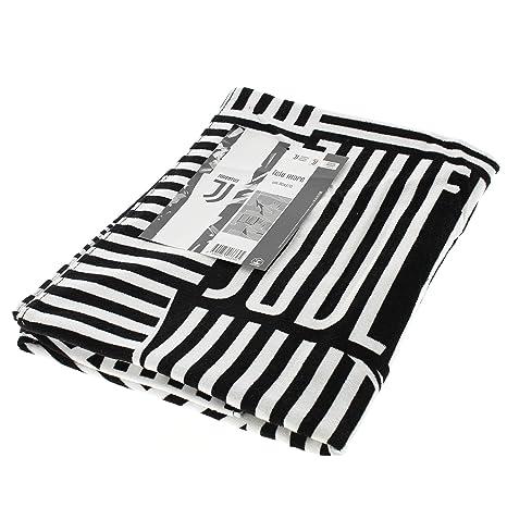 Toalla maxi oficial Juventus F.C., toalla de playa y piscina de la Juve, de