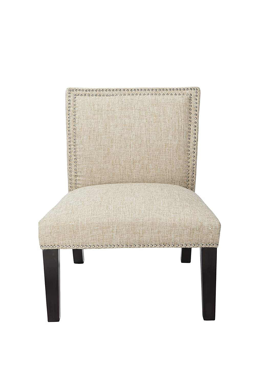 Slipper Chair Amazoncom 4d Concepts Burnett Slipper Chair Oversize Kitchen