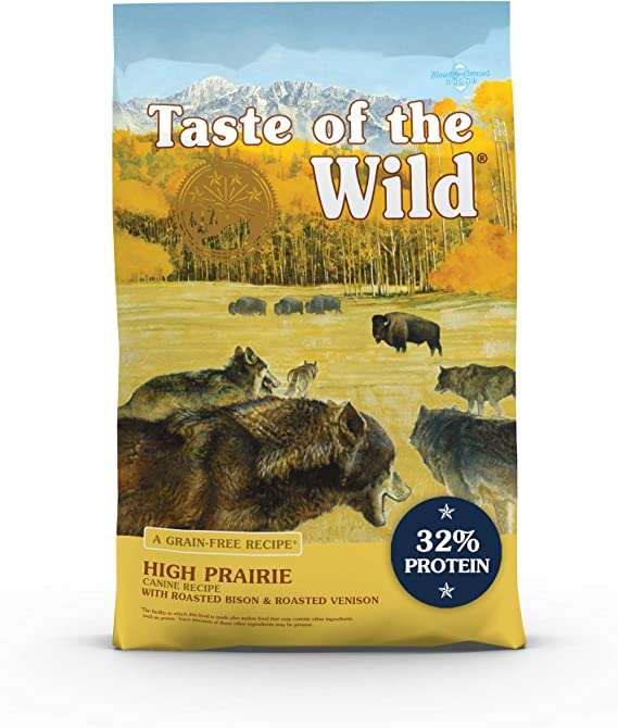 Taste of the Wild High Protein Real Meat Recipes