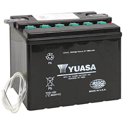 Yuasa YUAM22H12 YHD-12H Battery: Automotive
