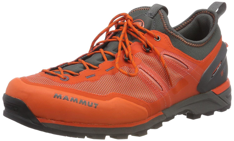 日本未入荷 Raichle/Mammut Alnasca Men Knit 1/3-UK Low Men Alnasca d'orange/graphite EU 45 1/3-UK 10,5 B078SZGDYQ, モーダミラン:eadf1dc4 --- mail.mrplusfm.net