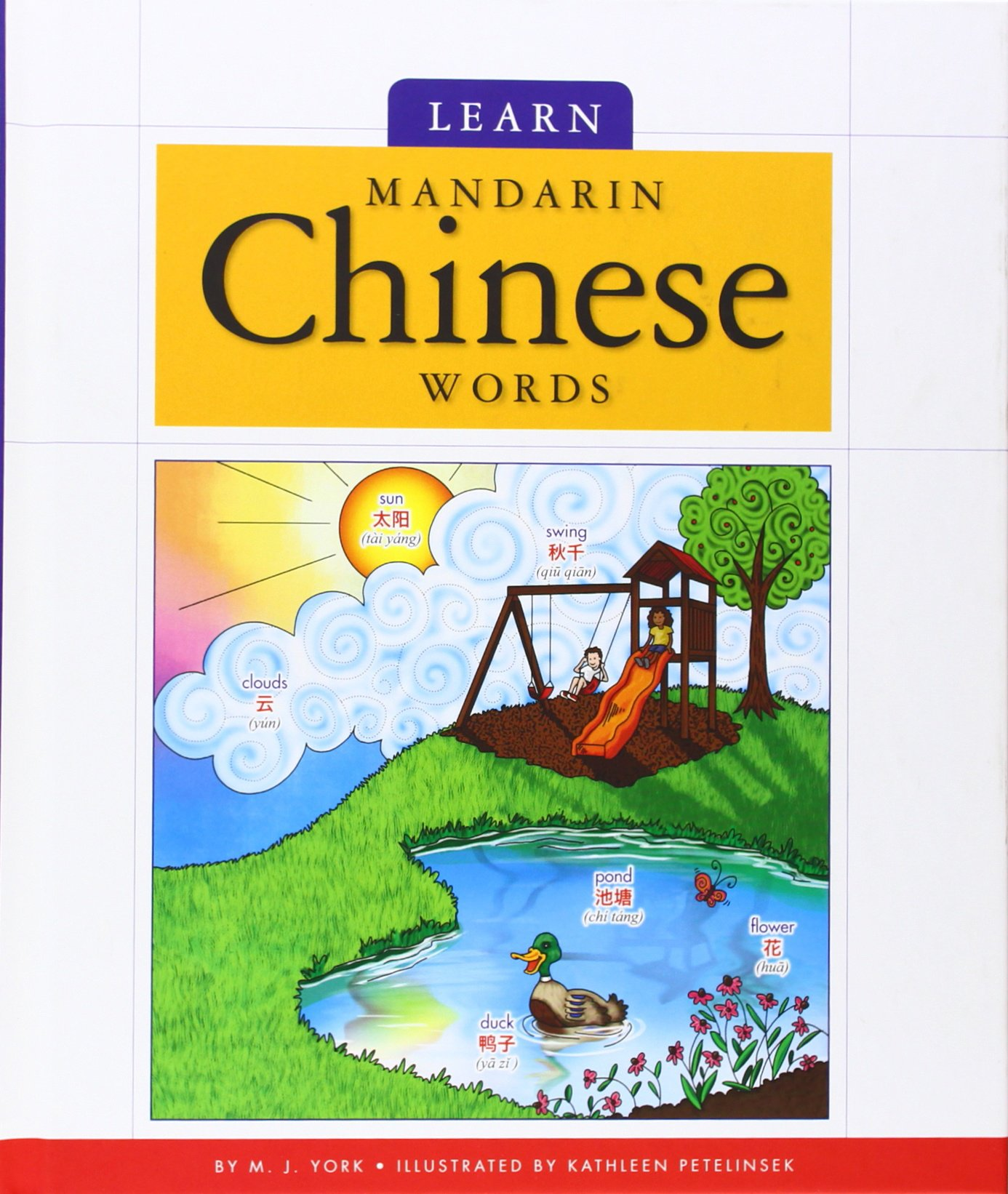 Learn Mandarin Chinese Words (Foreign Language Basics)