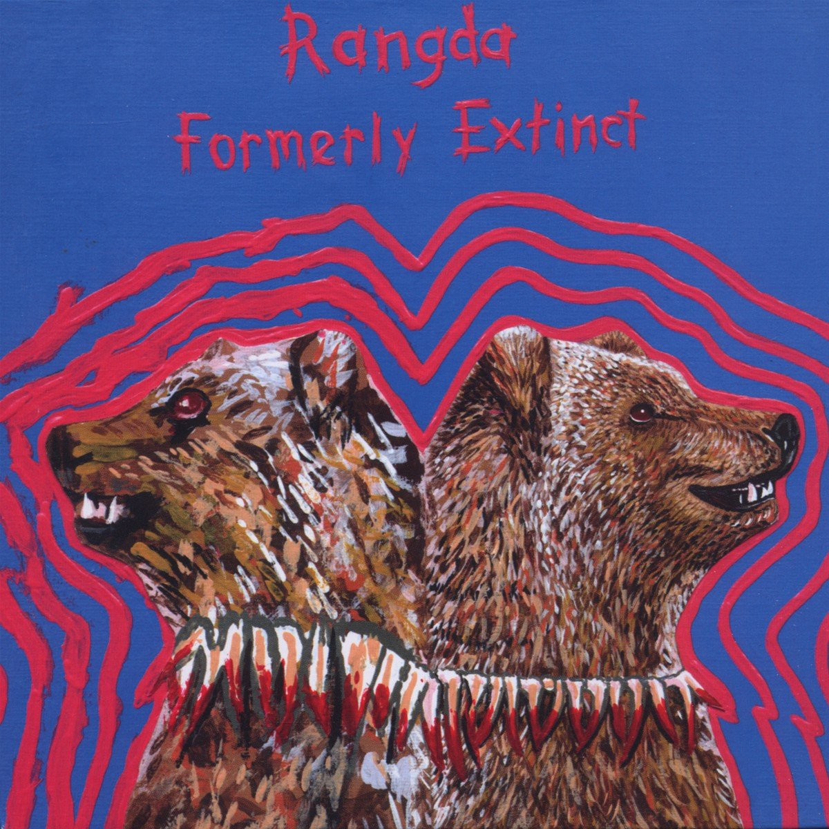 CD : Rangda - Formerly Extinct (CD)