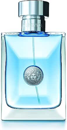 Versace Pour Homme Eau de Toilette Natural Spray, 100ml