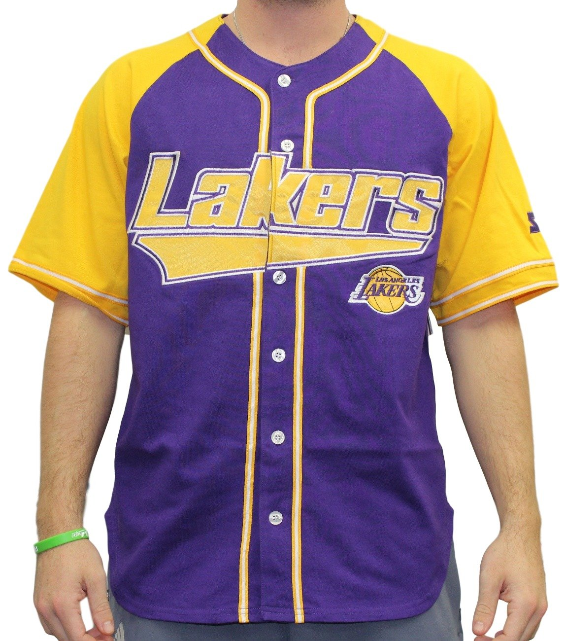 Amazon.com   Los Angeles Lakers Starter NBA Men s