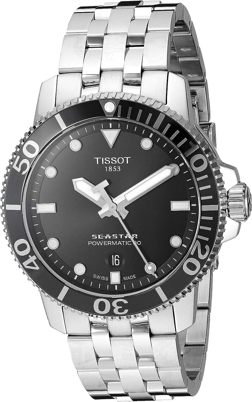 Tissot SEASTAR 1000 MATIC T120.407.11.051.00 Reloj Automático para hombres