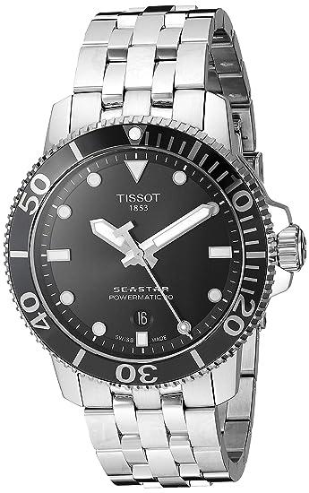 Tissot SEASTAR 1000 MATIC T120.407.11.051.00 Reloj Automático para hombres: Amazon.es: Relojes