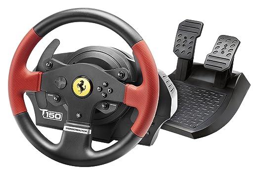 63 opinioni per Thrustmaster T150 Ferrari Force Feedback Volante- PS4/PS3/PC