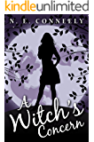 A Witch's Concern (A Witch's Path Book 4) (English Edition)