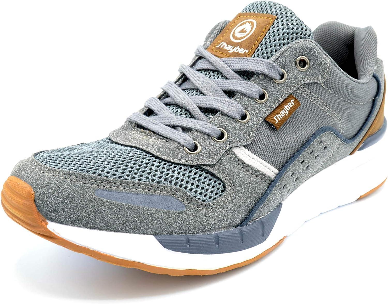 J´Hayber Chasilo Grafito - Zapatilla Casual Sport (42 EU): Amazon.es: Zapatos y complementos