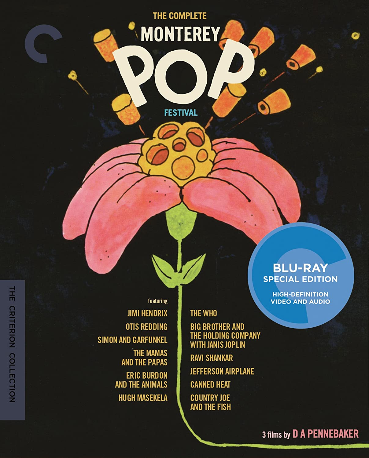 The Complete Monterey Pop Festival The Criterion Collection