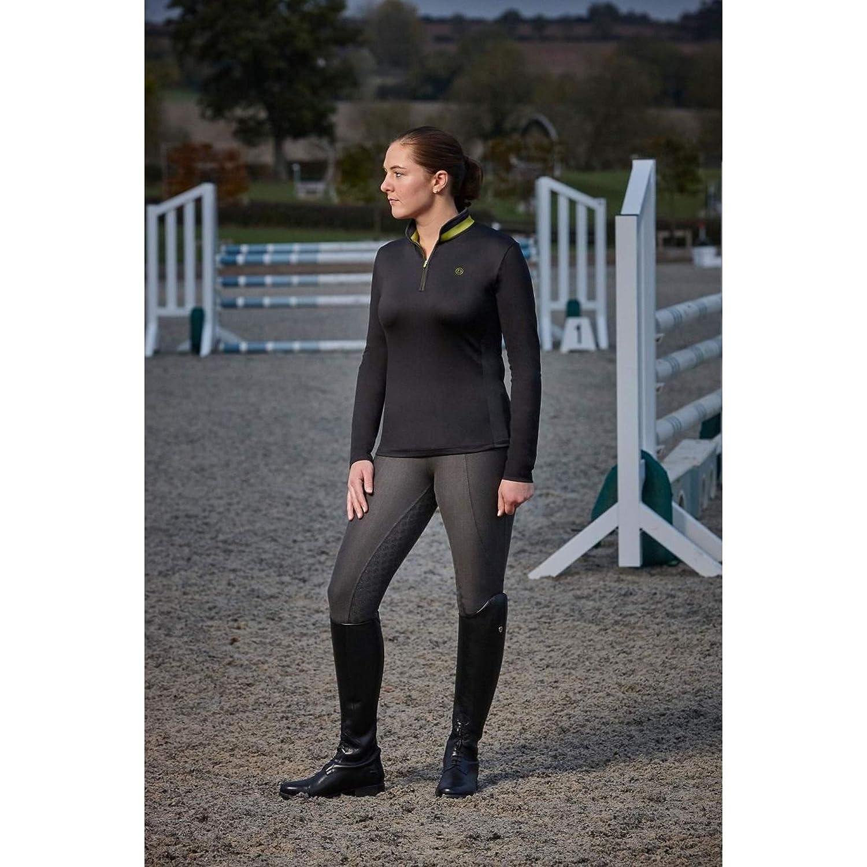 Dublin Womens//Ladies Shadowfax Cdt Long Sleeve Zip Thru Top