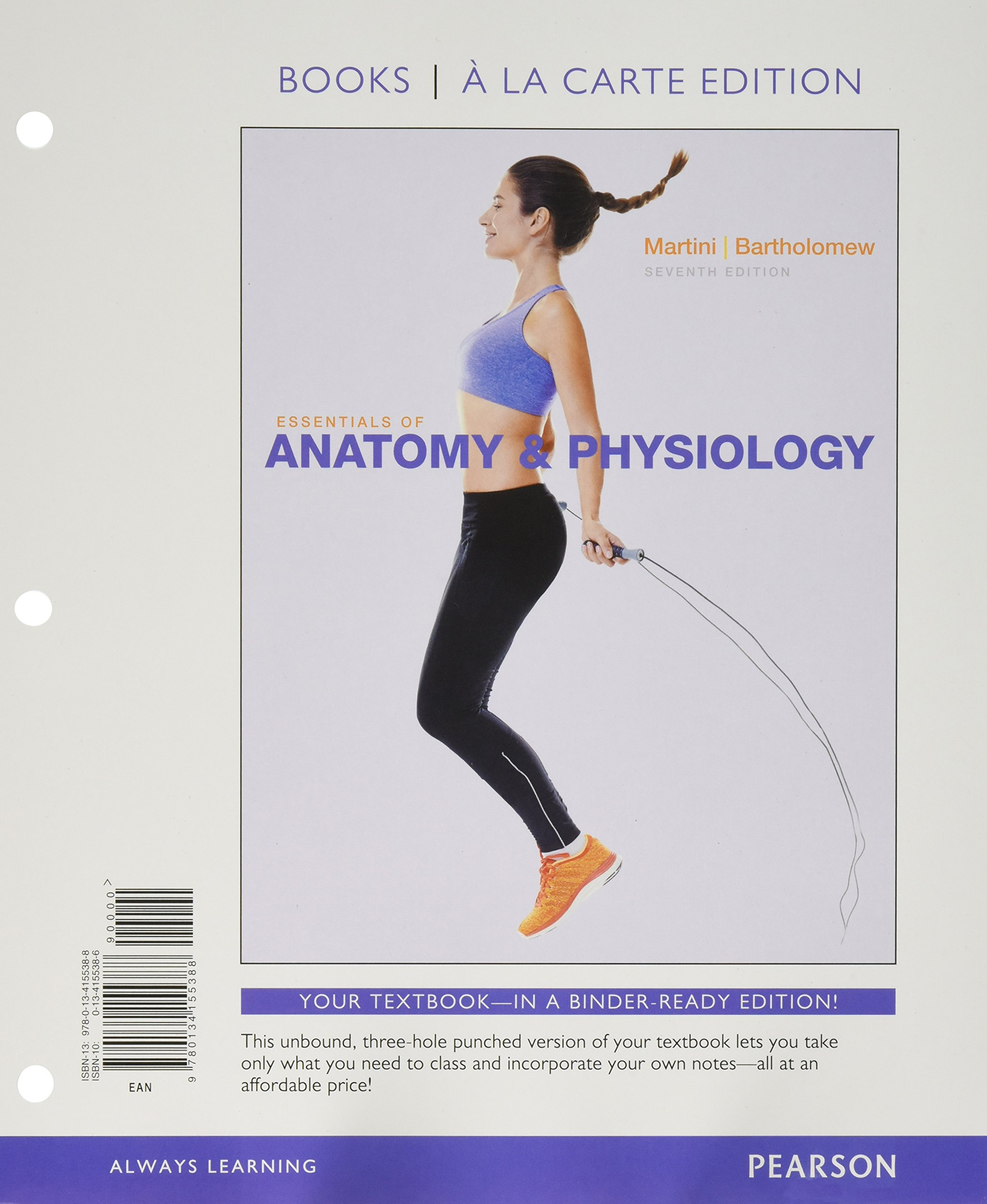 Essentials of Anatomy & Physiology: Frederic H. Martini, Edwin F ...