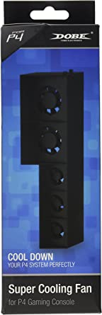 Dobe - Ventilador de refrigeración para consola PS4 Playstation 4 ...